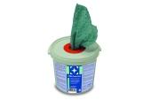 Servetele umede pentru curatarea ustensilelor de lucru